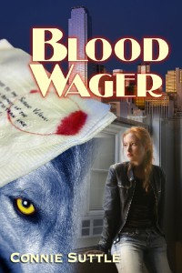 Blood Wager Book Cover