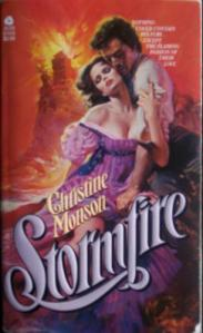 Stormfire book cover