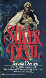 The Silver Devil book cover