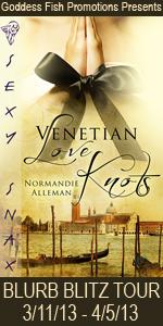 BBT Venetian Love Knots tall tour banner