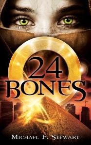 24 Bones book cover