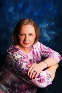 Connie Suttle author photo