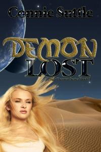 Demon Lost book cover