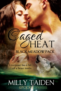 CagedHeat cover