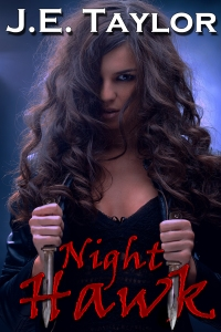 Night Hawk book cover