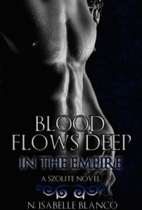 Blood Flows Deep in the Empire book cover
