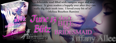 Dont Bite the Bridesmaid Banner 450 x 169
