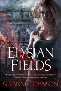 Elysian Fields cover