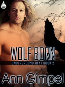 Wolf Born cover