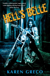Hell's Belle cover