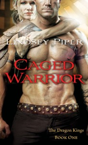 Caged Warrior cover
