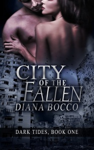 CITY OF THE FALLEN by Diana Bocco