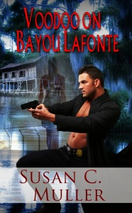 Voodoo on Bayou Lafonte cover