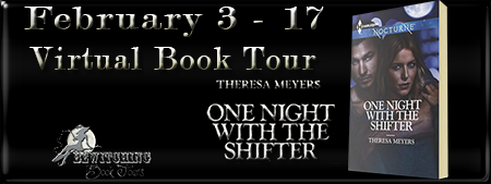 One Night With the Shifter Banner 450 x 169